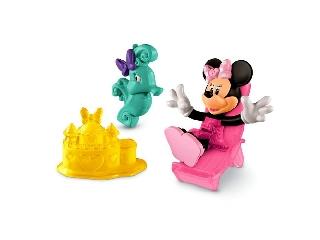 Minnie a strandon mini játékszett