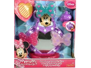 Minnie pancsi játékszett - Fésülködős tükör