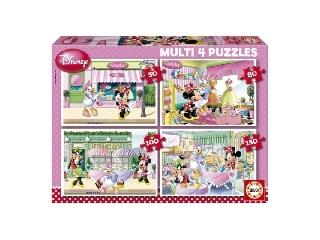 Minnie puzzle csomag