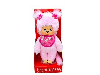 Monchhichi - Cseresznyevirág lány 20cm