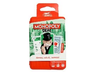 Monopoly Deal - Keverj, rabolj, nevess! kártyajáték