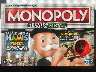Monopoly Hamis pénz