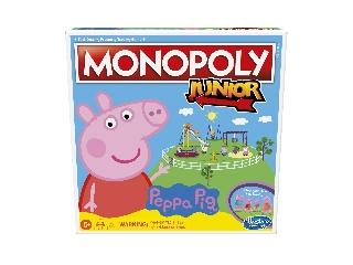 Monopoly junior Peppa malac - magyar kiadás