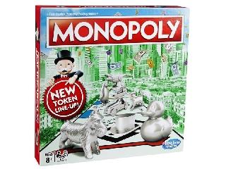 Monopoly Standard társasjáték 2017-es kiadás - Új bábusorozat