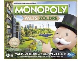 Monopoly Válts Zöldre!