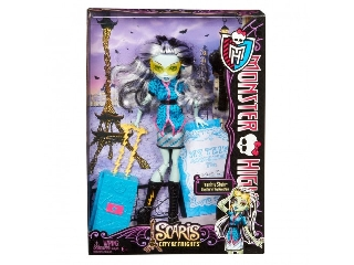 Monster High Scaris Paraváros Frankie Stein