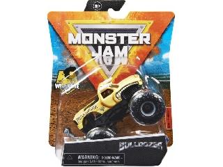 Monster Jam 1:64 kisautó Bulldozer