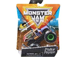 Monster Jam 1:64 kisautó Double Decker