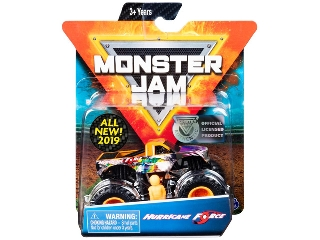 Monster Jam 1:64 kisautó Hurricane Force