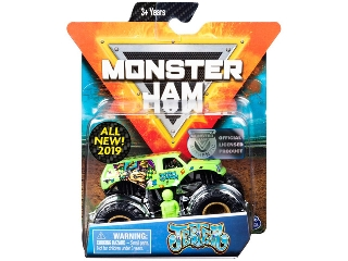 Monster Jam 1:64 kisautó Jester