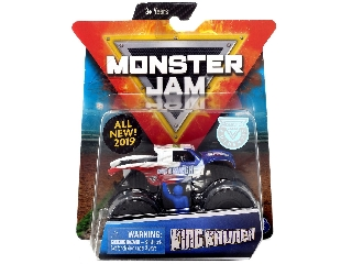 Monster Jam 1:64 kisautó King Krunch