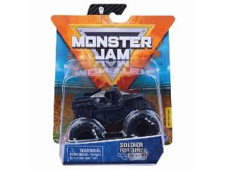 Monster Jam 1:64 kisautó Soldier Fortune