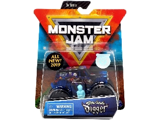 Monster Jam 1:64 kisautó Son-uva Digger