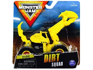Monster Jam: Dirt Squad-Dugg