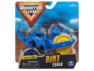 Monster Jam: Dirt Squad-Rolland