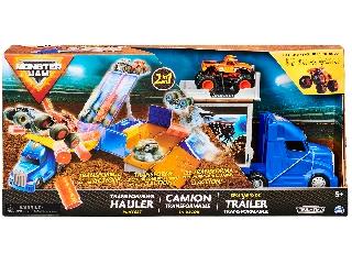 Monster Jam: El Toro Loco átalakuló autószállító kamion 1:64