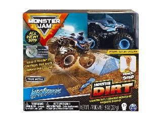 Monster Jam és homokgyurma pályaszett - Megalodon