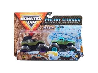 Monster Jam kisautók Mohawk Warrior és W