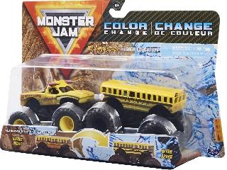 Monster Jam kisautók Toro Loco  és Higher Education 1:64