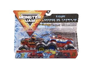 Monster Jam kisautók Toro Loco  és Cyclops 1:64