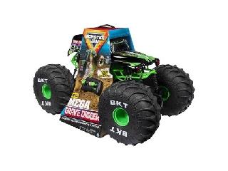 Monster Jam - Mega Grave Digger RC terepjáró