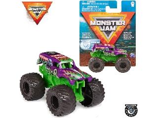 Monster Jam műanyag kisautók Grave Digger