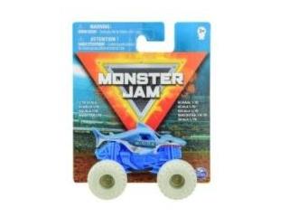 Monster Jam műanyag kisautók Megalodon