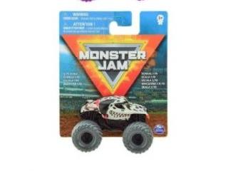 Monster Jam műanyag kisautók Monster Mutt