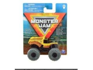 Monster Jam műanyag kisautók Earth Shaker
