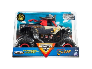 Monster Jam Pirate Curse 1:24 kisautó