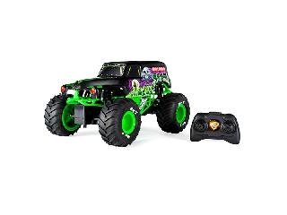 Monster Jam RC Grave Digger távirányítós autó 1:15