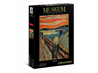 Munch: A sikoly 500 db-os puzzle