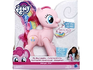 My Little Pony - nevető Pinkie Pie