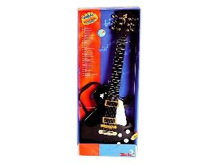 My Music World  Rock Gitár - fekete