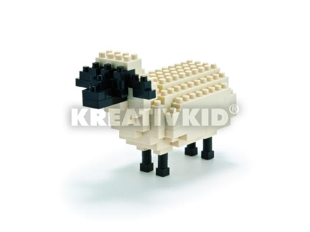Nanoblock építőjáték - Bárány