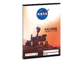 NASA A/5 2. oszt. füzet 1632