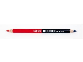 Nebuló - Jumbo postairón: háromszögletű piros-kék