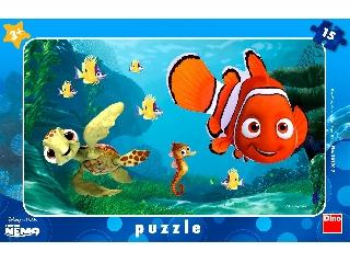 Némó nyomában 15 darabos puzzle