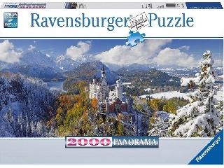 Neuschwanstein 2000 db-os kirakó