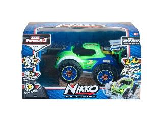 Nikko Nano VaporizR 3 távirányítós autó- zöld