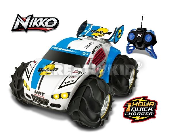 Nikko VaporizR 2 Nano RC autó - kék