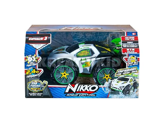 Nikko VaporizR távirányítós autó - zöld