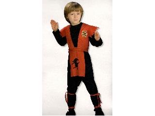 Ninja gyerekjelmez 104 cm-es (Rubies)