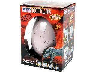 Növekvő nagy dínó tojásban