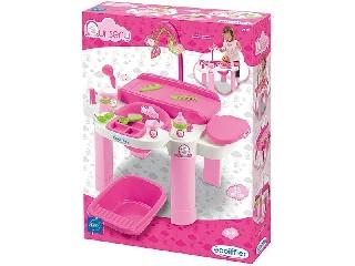 Ecoiffier: Nursery: Pelenkázó pult játékbabának