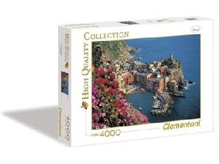 Öböl Vernazzában 4000 db-os puzzle