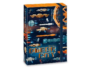 Omega city A/5 füzetbox