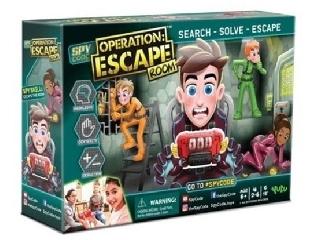 Operation:Escape Room Junior - Szabaduló szoba gyerekeknek