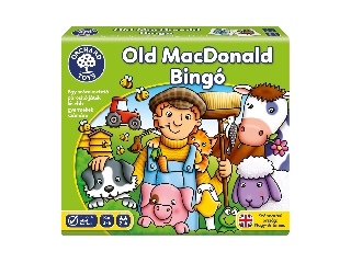 ORCHARD TOYS, OLD McDONALD BINGÓ