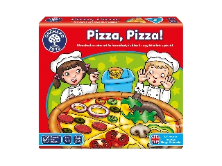ORCHARD TOYS, PIZZA, PIZZA!
